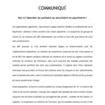 Proposition du groupe de travail sur les missions des ARS