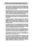 Propositions de la Conférence Nationale des Présidents de CME de CHS concernant les UMD