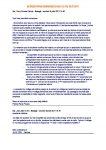 SUGGESTIONS REMARQUES SUR LOI DU 05.07.2011