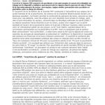 Dépêche Hospimedia 30 janvier 2014