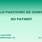 Le parcours de soin du patient