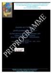 Préprogramme La Bussière 2019