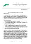 Lettre ouverte à la Ministre crise majeure de l'établissement CME - Dr Christophe Schmitt