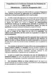 Charte télémédecine e-santé