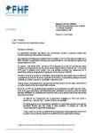 Courrier à Olivier Veran de la FHF : financement de la psychiatrie publique